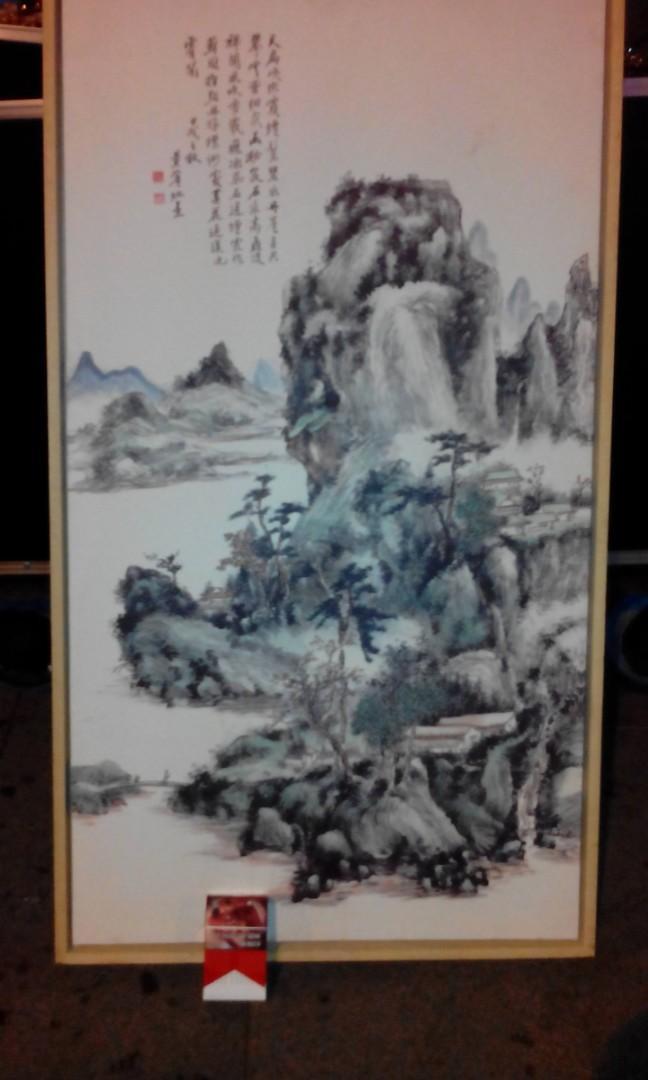 代客放售中国畫02