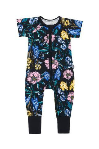 Bonds wondersuit (Lowest price guarantee) Tomorrow Floral Black