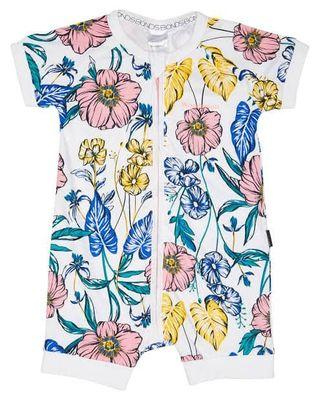 Bonds wondersuit (Lowest price guarantee) Tomorrow Floral White