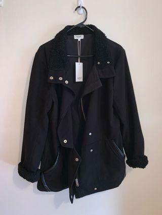 Seed Heritage Black Jacket