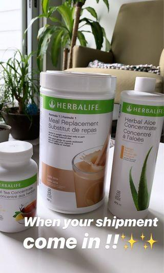 Herbalife Products  and Coaching