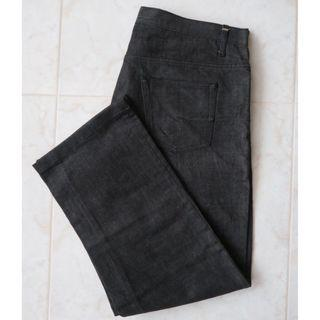 🚚 Dior Homme Made In Italy Black Denim Jeans Pants Christian