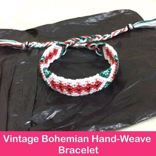 Vintage Bohemian Hand-weave Bracelet / Handband  [as gift, uncle anthony] FOLLOW THIS LINK B4 U CHAT TO ORDER: 👉  http://sg.carousell.com/p/224457059