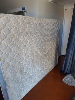 Queen sized mattress