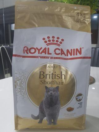 💣😽IN STOCK😽FREE DELIVERY💣Royal Canin/RC British Short Hair Kitten 4kg💣