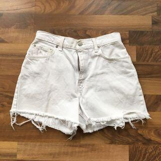 Vintage Levi's High Waisted Cut-Off Shorts