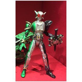 SHF SHFiguarts Kamen Rider W Cyclone Joker Extreme