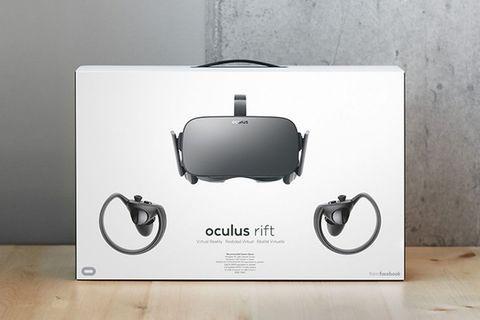Oculus Rift + Oculus Touch + 2 Sensors