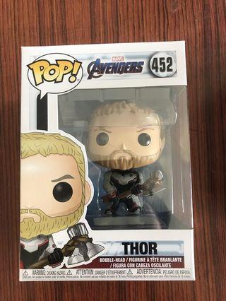 Avengers Endgame: Thor (Quantum Realm Suit)