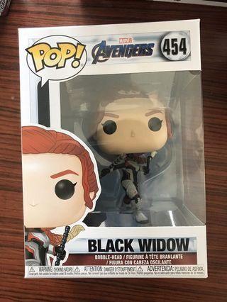 Avengers Endgame: Black Widow (Quantum Realm Suit)