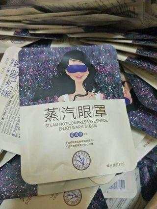 泊泉雅蒸氣眼罩~~