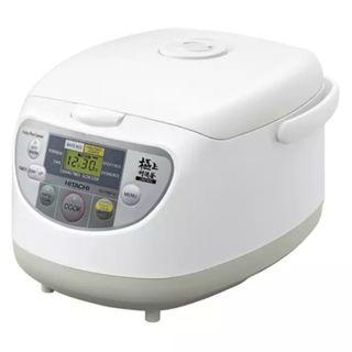 Hitachi Rice Cooker RZ-PMA10Y(W) 1.0L