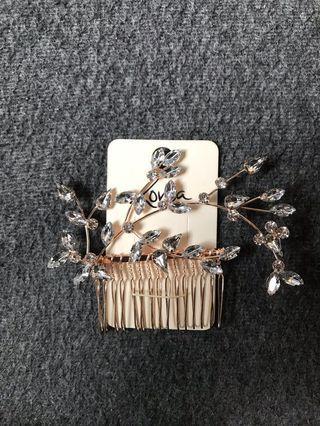 BN - Lovisa Bride Crystal Hair Accessories