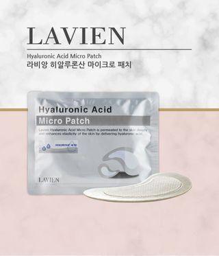 Lavien Hyaluronic Acid Mirco Patch