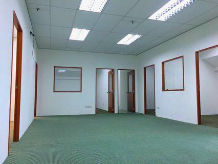 SUPERB VALUE Partitioned Office in Central East
