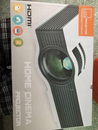 Home cinema projector uc 40