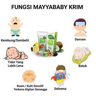 Mayya baby cream
