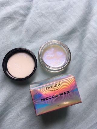 Mecca Max Holo-Jelly Face Gloss in Milky Way