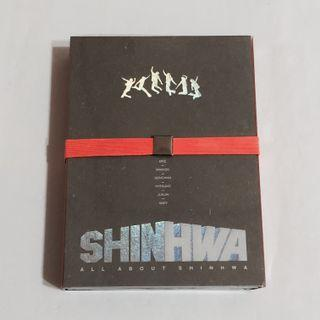 [DVD] All About Shinhwa From 1998 to 2008 (Korea Version)