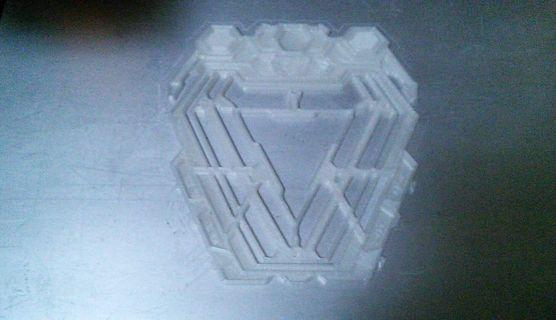 Iron Man Arc Reactor 3D print