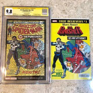 Amazing Spider-man #789 Dumasi Shattered Signed CGC 9.8 comics