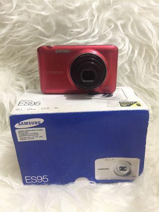 Camdi Samsung ES95