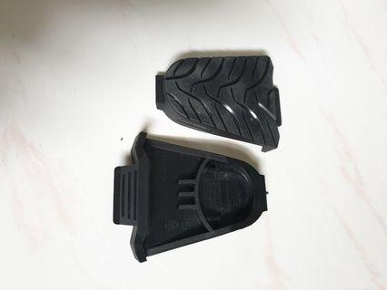 Shimano SPD-SL cleats rubber cover