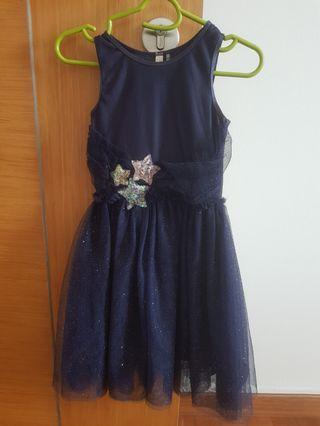 🚚 Cotton on girl dress 1yr old