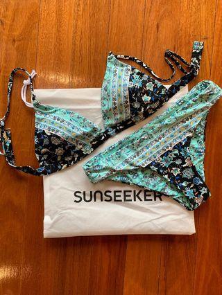 SUNSEEKER SIZE 10 Bikini brand new