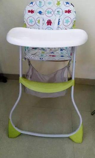 Kursi makan bayi & anak