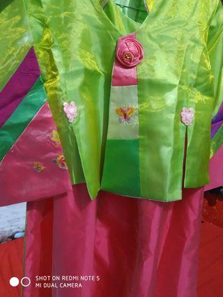 Baju daerah korea