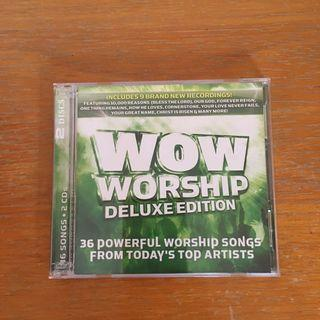 Wow worship deluxe edition music CDs