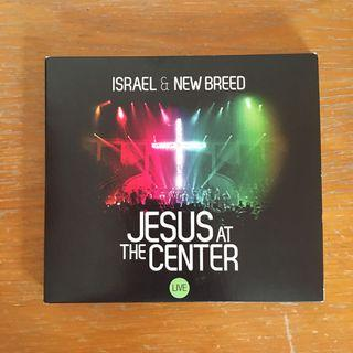 Jesus at the center by Israel & New Breed worship CDs