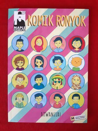 Komik Ronyok Maple Book