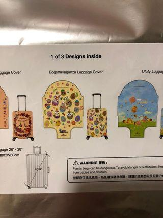 Disney HK 出品 行李套 Luggage Cover