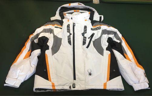 Medium Spyder Alpine Insulated Men's Ski Snow Jacket - Med (Never Used)