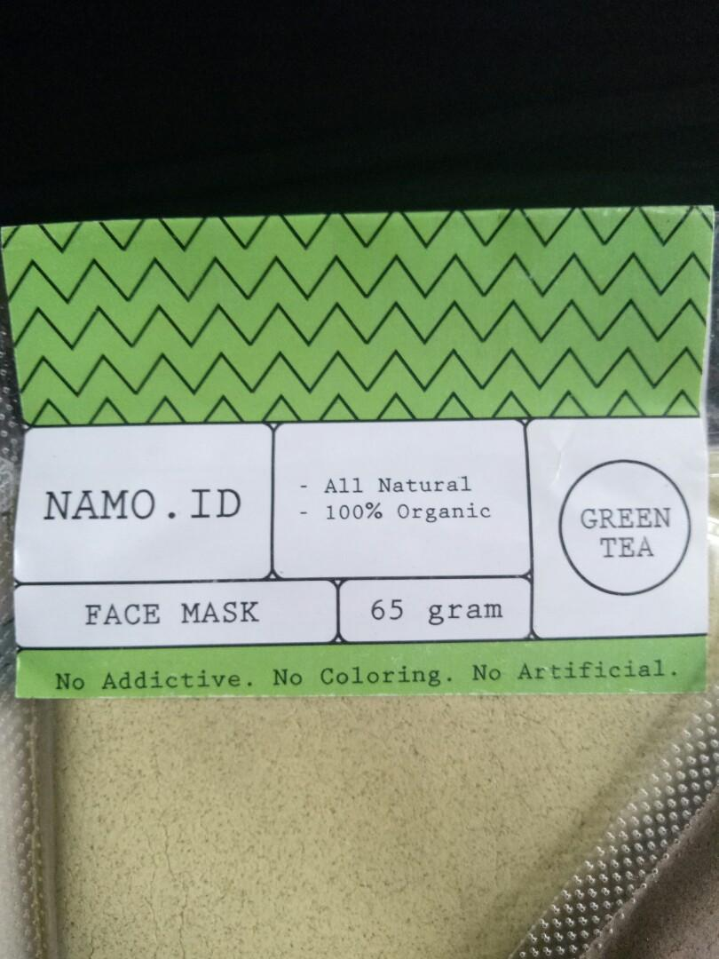 90 dpt 3 Masker NAMO.ID #BAPAU