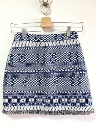 BN Tribal Aztec Skirt