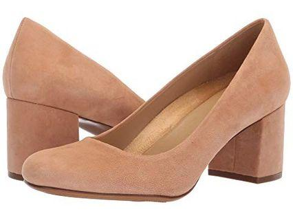 BN Naturalizer Whitney Cookie Dough Suede US 7W