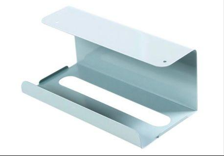 廚房廚紙架 藍色