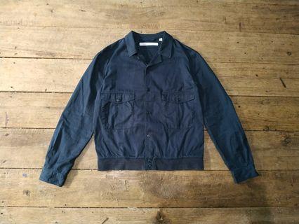 Uniqlo and Lemaire shirt jacket