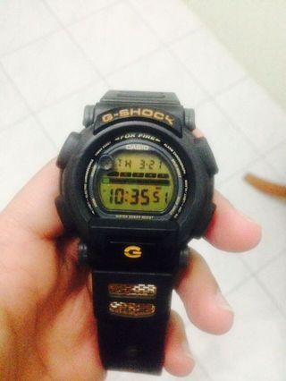 G-shock rare dw 003 made korea