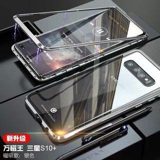 Samsung S10+ 防撞磁石 手機殼