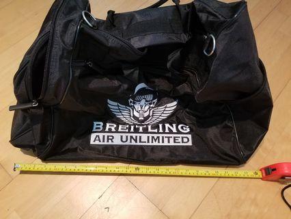 Breitling Air Racing Travel Bag