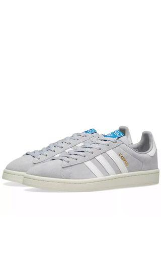🚚 Adidas Campus Grey (All size available)