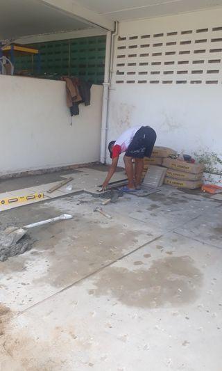 Renovate dan plumber