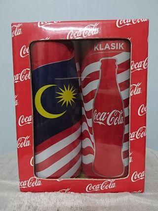 Coca-Cola Limited Edition 2018 Jalur Gemilang can set