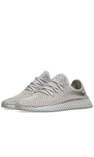 🚚 Adidas Deerupt Grey (All size available)