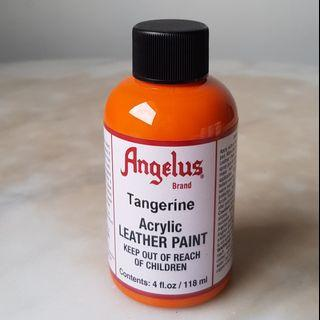ANGELUS Acrylic Leather Paint - Tangerine