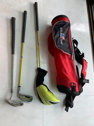 🚚 Kids Golf Set